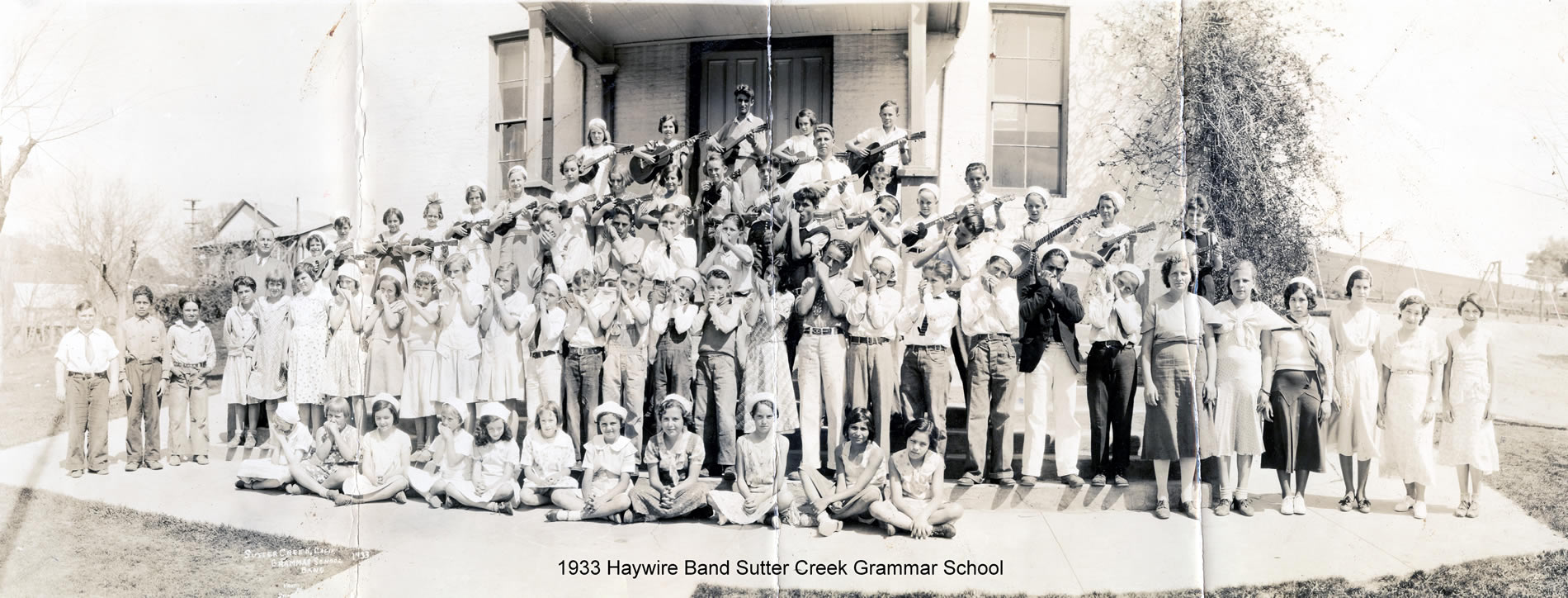 historic sutter creek grammar school restoration
