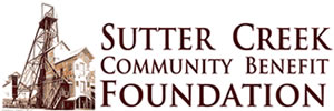 Sutter Creek Community Benefit Foundation Logo