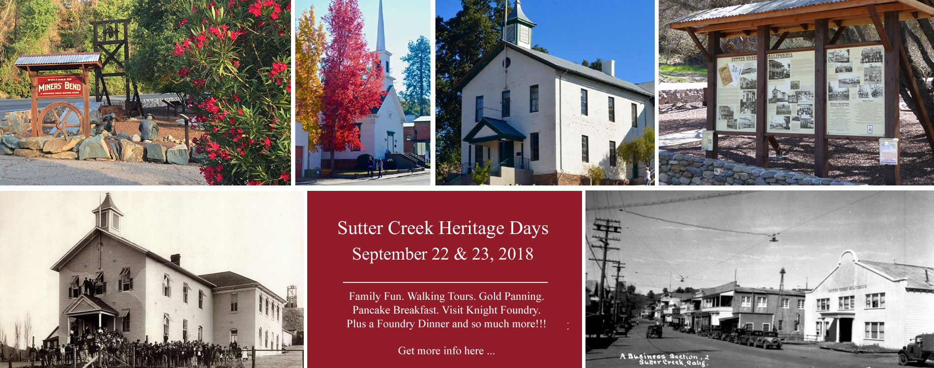 sutter creek heritage days 2018