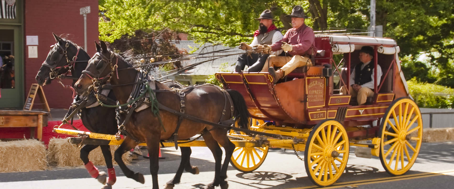 sutter creek heritage days